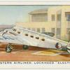 "Eastern Airlines: Lockheed ""Electra."""