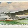 "Pan American Airways: Glenn Martin 130 Flying-Boat ""China Clipper."""