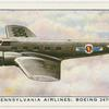 Pennsylvania Airlines: Boeing 247D.