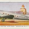 United Airlines: Douglas D.C. 3.