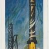 """Jupiter """"C"""" U.S. rocket satellite."""