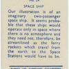 Space ship.