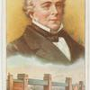 Robert Stephenson.  Britannia Tubular Bridge.