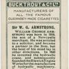 Sir. W.G. Armstrong. 110-ton gun.