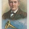 Thomas A. Edison.  Phonograph.