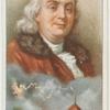 Benjamin Franklin.  Lightning conductors.