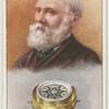 Lord Kelvin.  Patent standard compass.