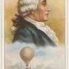 Prof. Charles.  Hydrogen-gas balloon.
