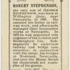 Robert Stephenson.  Britannia Tubular Bridge.