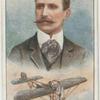Louis Bleriot.  Monoplane.