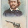 Samuel Colt. Colt's revolver.