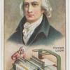 Edmund Cartwright.  Power loom.