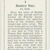 Bantry Bay, Co. Cork.