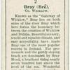 Bray (Bré), Co. Wicklow.