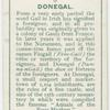 Donegal, Dun-na-ngall, the forstress of the foreigners.