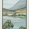 Glendalough, Gleann-da-Lócha, the valley of the two lakes.