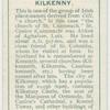 Kilkenny, Cill-cainnigh, the church of St. Cainneach