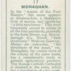 Monaghan, Muineachán, a little shrubery.