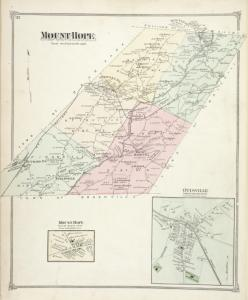 Mounr Hope [Township]; Mount Hope [Village]; Otisville [Village]