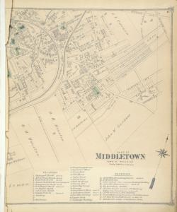 Part of Middletown [Village]