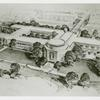 Administration Building - Sketch