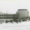 Administration Building - Snow