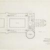 Administration Building - Second floor plan