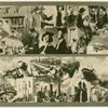 Aetna Exhibit - Photo montage murals