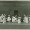American Common - Schoolchildren performing