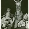 American Common - Barn Dance - Horse costume and band