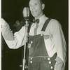 American Common - Barn Dance - Man at microphone
