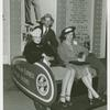 American Express Participation - Women on cart