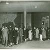American Telephone & Telegraph Exhibit - Line at application desk