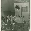 American Telephone & Telegraph Exhibit - Group at application desk