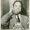 American Telephone & Telegraph Exhibit - Man on phone