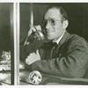 American Telephone & Telegraph Exhibit - Man on phone
