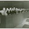 American Telephone & Telegraph Exhibit - Women on phones