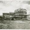 American Telephone & Telegraph Exhibit - Building - Construction - Looking Northwest