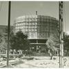 American Telephone & Telegraph Exhibit - Building - Construction - Exterior