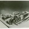 American Telephone & Telegraph Exhibit - Building - Model - Exterior