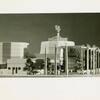 American Telephone & Telegraph Exhibit - Building - Model - Entrance