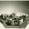American Telephone & Telegraph Exhibit - Building - Model - Formal entrance