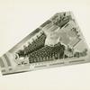 American Telephone & Telegraph Exhibit - Building - Model - Top