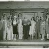 Amusements - American Jubilee - Performers - Cast members in costume