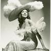 Amusements - American Jubilee - Performers - Christie, Irene - Seated