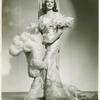 Amusements - American Jubilee - Performers - Christie, Irene - Standing