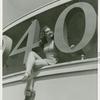 Amusements - American Jubilee - Performers - Christie, Irene - In 1940 sign