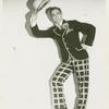Amusements - American Jubilee - Performers - Haakon, Paul - Standing