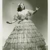 Amusements - American Jubilee - Performers - Monroe, Lucy - Standing