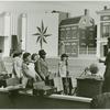 Amusements - American Jubilee - Scenes - School room